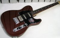 baritone electric guitar - New Beautiful hot sell Blacktop Baritone Tele Classic Copper electric guitar in stock