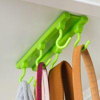 Wholesale Fashion Kitchen Rack Seasoning Rack Kitchen Ceiling Hanging Rod Kitchen Storage ZH580