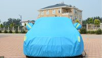 Wholesale The summer sun and rain proof garment cover of automobile sunshade