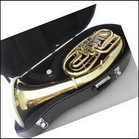Wholesale Musical instrument Large paint gold b tube key