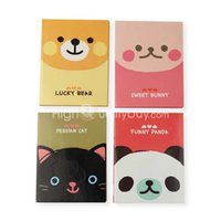 Wholesale 2 Funny Animals Study Work Sticker Bookmark Marker Memo Flags Sticky Notes