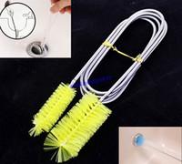 algae filter - 61 inch Flexible Aquarium Fish Tank Algae Double Head Cleaner Cleaning Brush U Tube Pipe Hose Pump Filter