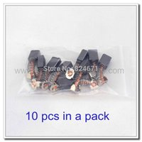 Wholesale 7mm mm MM motor carbon brush for Mobility scooter parts pole VDC a pack