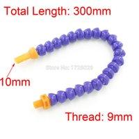 Wholesale Pc Plastic mm Thread mm Flat Nozzle Flexible Coolant Pipe