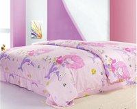 Cheap Cotton quilt Alice blue Duvet Cover 1.6 1.8 2 2.2m bed single or double cotton quilt bedding bag