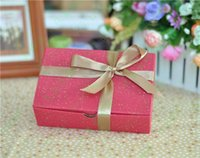 Wholesale Retail X mas Red Cake Biscuits Cookies Boxes Bakery Pastry Mooncake Corrugated Paper packaging Boxes