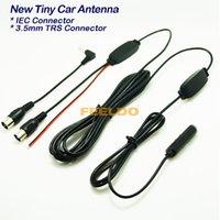 Ventana de coche minúsculo IEC antena de TV Digital activo con amplificador incorporado _4585