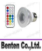 Spotlight led rgb remote bulb 5w - LLFA7599 W RGB LED Bulbs MR16 Dimmable LED Spots Remote controll light High Power Light LED Lamps