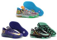 kd shoes - Cheaper Kevin Durant Kd VI KD basketball shoes Men KD6 sneakers Athletic Shoes sport shoes Size
