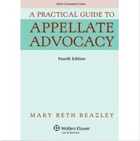 Wholesale factory directly new A Practical Guide to Appellate Advocacy Forth Edittion DHL
