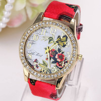 antique shoe buckles - Best Wrist Watches For Women High Heeled Shoes Pattern Printing Dial Set With Nice Diamonds Fashion Water Resistant Watch Relojes
