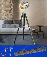 spotlight floor lamp - Modern Spotlight Tripod Floor Lamp for living room Abajur Photography Light Projector Standing Lamp MYY14871
