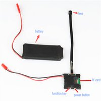 Wholesale New hot sell HD long lens P CCTV dvr Wireless CMOS Mini Module camcorder CAM