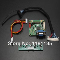 Wholesale MT6820 B Universal LVDS LCD Monitor Driver Controller Board V FIX P S8 Hole key board