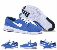 anti fur - 2015 SB Stefan Janoski Max Shoes Running Shoes Sneakers Anti Fur Suede For Women And Men High Quality Athletic Shoes
