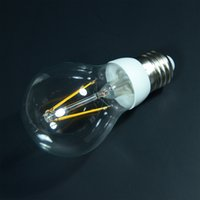 Wholesale epacket W incandescent bulb E27 bare lamp bulb warm colors and strong heat resistance V Kitchen Bathroom