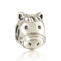 authentic jewellery - 2016 New Arrival Sterling Silver Animal Charms Beads Fits Original Bracelet Authentic Jewellery LW587
