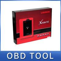 Wholesale 100 Original Launch X431 C Same Function as LAUNCH X431 V Pro Support Online Update Multi Language Wifi Bluetooth X431 C