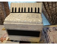 Wholesale FREEE SHIPPING DHL Accordion bass key tibesti professional child accordion bs squeezebox