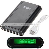 battery protective device - TOMO LCD Smart Power Bank x Charger Device Battery Case Box Power Bank with Protective Circuit