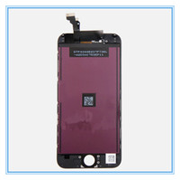 Wholesale 1PC for iPhone LCD Display Touch Digitizer Complete Screen with Frame Full Assembly Replacement for iPhone inch