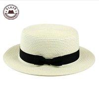Wholesale Summer style Fashion small straw hat for women Cute women s travel straw hat sun hats GEN A5
