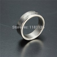 Wholesale L size Silver Strong Magnetic Ring Magnet Finger Magic Tricks Props Show