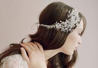 Wholesale Gorgeous Crystal Wedding Bridal Tiaras Crown Wedding Hair Jewelry Bridal Headpiece Hair Accessory Hair Wear Hair Accessories headdress
