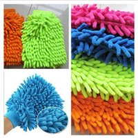 Wholesale Kitchen Towel Mop Microfiber Towels Cooking Tools Cleaning Cloth Car Wash Washing Gloves Car Washer Towel Home window