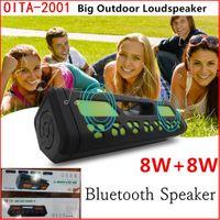 big outdoor speakers - XXL Speaker Bluetooth Speaker Pill XL OITA Outdoor Bluetooth Speaker Dual W Power Output Big Sound Loudspeaker Support USB disk