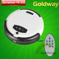 Wholesale Mini Cleaning Robot Gentelman FA With Alarm Mopping Remote Control Self Charge Function Vacuum Cleaner