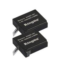 Precio de Plata hero4 gopro-2pcs originales batería para GoPro Hero4 Negro Plata Hero4 Go Pro HERO 4 y Go Pro AHDBT-401 AHDBT 401 AHDBT401 envío gratuito