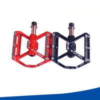 Wholesale 2 Colors Bicycle Pedal Aluminum Mountain Bike Bearing Pedal