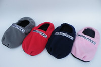 Wholesale 240pairs Microwave Hot Slippers Hot Feet Microwave Slippers Foot Warmer Colors
