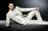 Wholesale Custom made New Groom Tuxedos Fast Shipping Suits Groomsman Bridegroom Suits