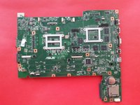 asus laptop nvidia - High quanlity Laptop Motherboard For ASUS G74SX REV NVIDIA N12E GS A1 Main board