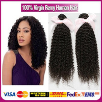 Wholesale DHL free On sale hot selling hair products indian kinky curly Brazilian deep curly virgin hair A virgin human hair weaves