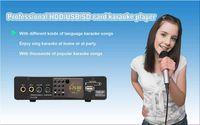 Wholesale China Latest Mini Karaoke Player with HDD