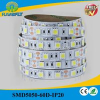 Wholesale SMD flexible led strip light leds m rgb DC12V W non waterproof led tape light for home decoration
