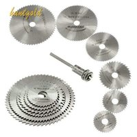 Wholesale Strong HSS Circular Saw Blades Cutting Discs Rotary Cutter with One Mandrel