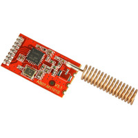 Wholesale 2016 Newest M CC1101 mW Wireless Sender Receiver Module NRF905 SX1212 si4432