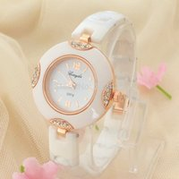 auto glass outlet - Jierui Da genuine female form new sleek and elegant ceramic watches factory outlets