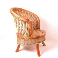 Wholesale Enron House rattan furniture wicker chair wood chair armchair sofa chair Office chair Windsor lounge chair