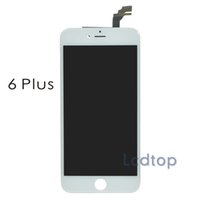 Wholesale For iPhone6 Plus LCD AAAA Quality No Dead Pixels Display Touch Digitizer Screen with Frame with Small Parts Full Assembly Repalcement Parts