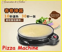 crepes machine - Electric Crepe Maker Pizza Machine Pancake Machine cooking tools