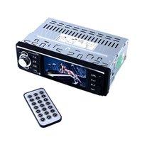 Cheap 12V HD Screen Car Stereo Audio Vidio Radio Remote In Dash FM Receiver SD USB AUX MP5 MP3 LCD Player