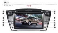 Wholesale 7 inch Special Car DVD Player For Hyundai IX35 with GPS IPOD Bluetooth Steering Wheel control PIP dual zone TV VEDIO