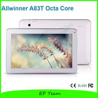 Wholesale android tablet Allwinner A83T Octa Core bluetooth TFT LCD Allwinner tablet pc