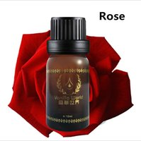 Cheap 2pcs lot Skin Care Vanilla World Rose 100% Pure Essential Oils for Spa Massage 10ml