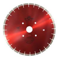Wholesale 400mm Diamond Saw Blade Segmented Rim Type for Concrete